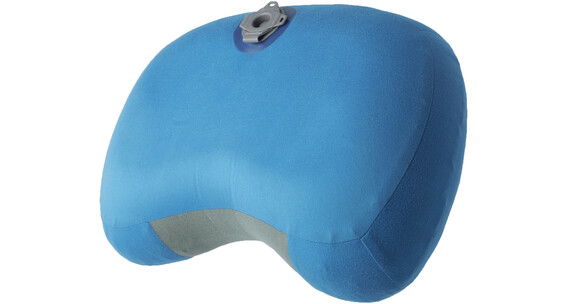 Sea to Summit Aeros Premium Pillow Large blue/grey